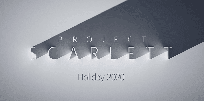 Microsoft introduces Xbox Project Scarlett at E3 2019