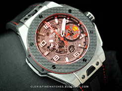 Hublot Ferrari Red Magic