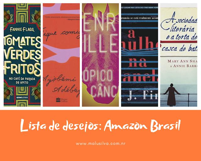 lista de desejos amazon brasil