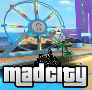Roblox MAD CITY Oyunu Sınırsız Tutuklama,Para Hilesi 2019