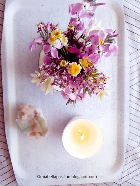 Flower Flat Lay