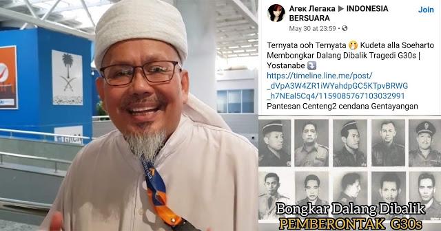 Ustadz Tengku Minta Mewaspadai Kebangkitan Kaum Tak Bertuhan