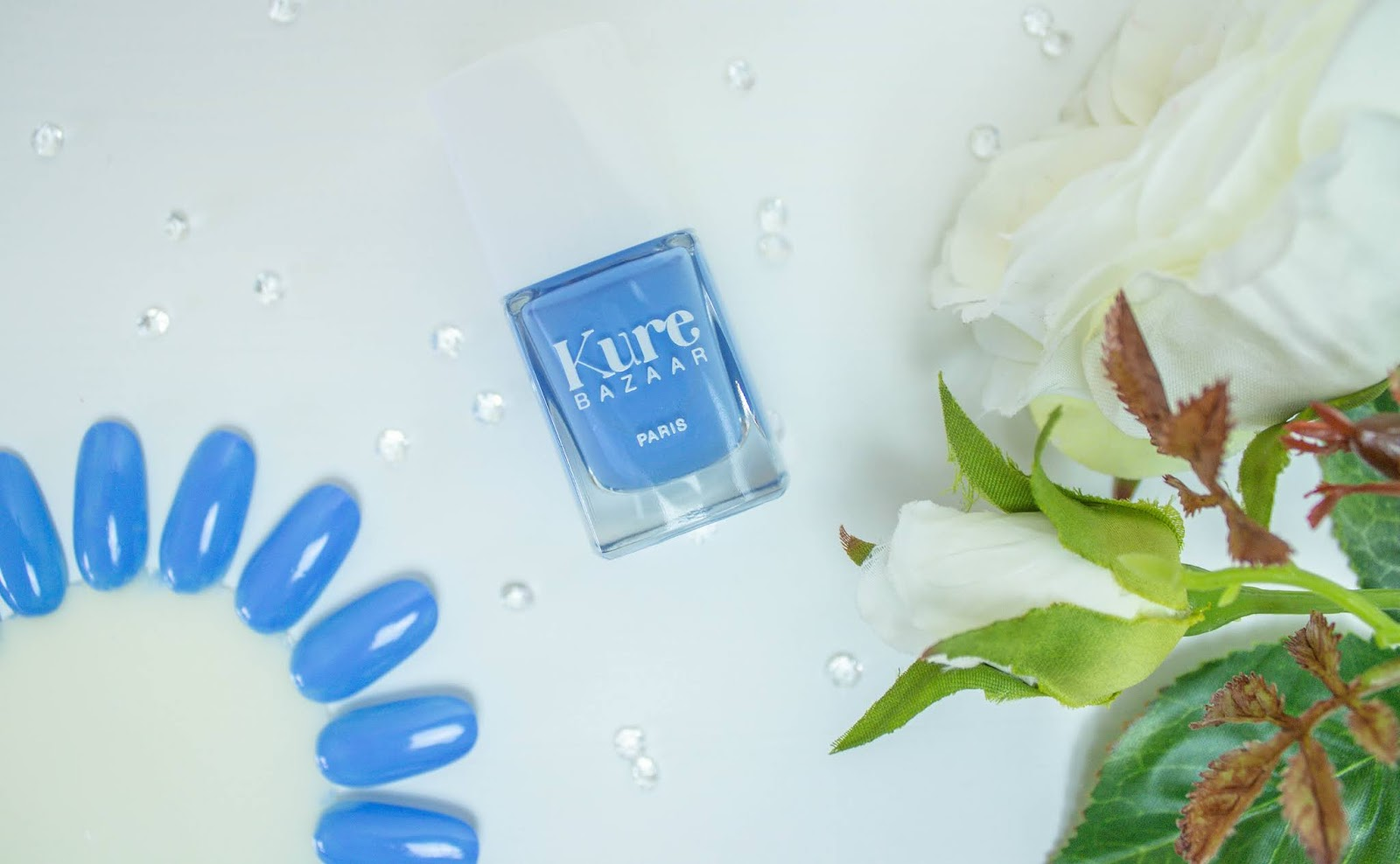 The Prettiest Summer Nail Varnish Colours from Kure Bazaar - Sereno