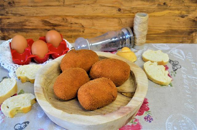 Las delicias de Mayte, croquetas, croquetas de patatas y queso, croquetas de patatas rellenas de salchichas y queso, croquetas de patatas rellenas, croquetas de patatas cocidas, croquetas de patatas, croquetas de patatas y jamon,