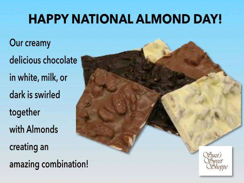 National Almond Day Wishes Lovely Pics