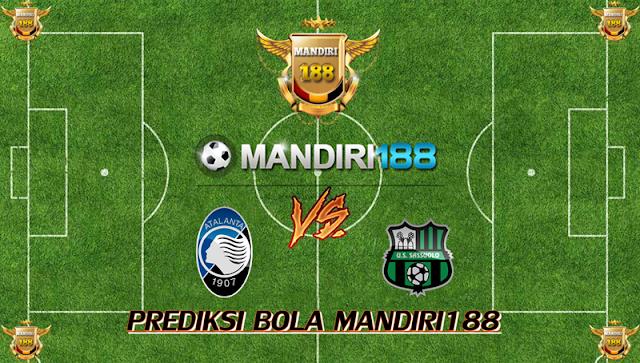 AGEN BOLA - Prediksi Atalanta vs Sassuolo 10 September 2017