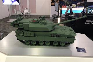 Tank Ringan Griffin II