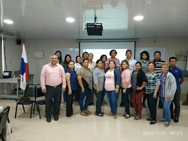 CGTP impulsa la formación de los trabajadores y trabajadoras de la educación afiliados a las organizaciones afines.