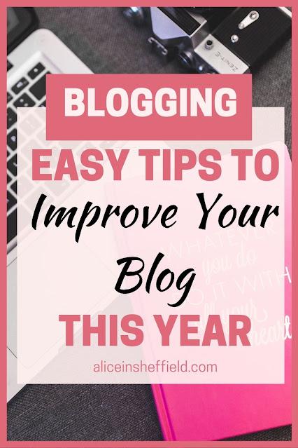 Improve Your Blog