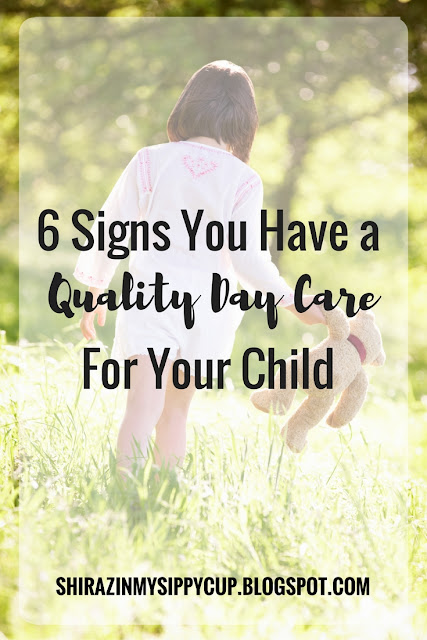 A fancy, expensive day care used to impress me. Now I'm more concerned with the initial gut feeling I have when I walk into a facility and talk with the staff and see how the other children are responding and reacting to the center. These six signs will tell you if you've found a quality day care for your child.