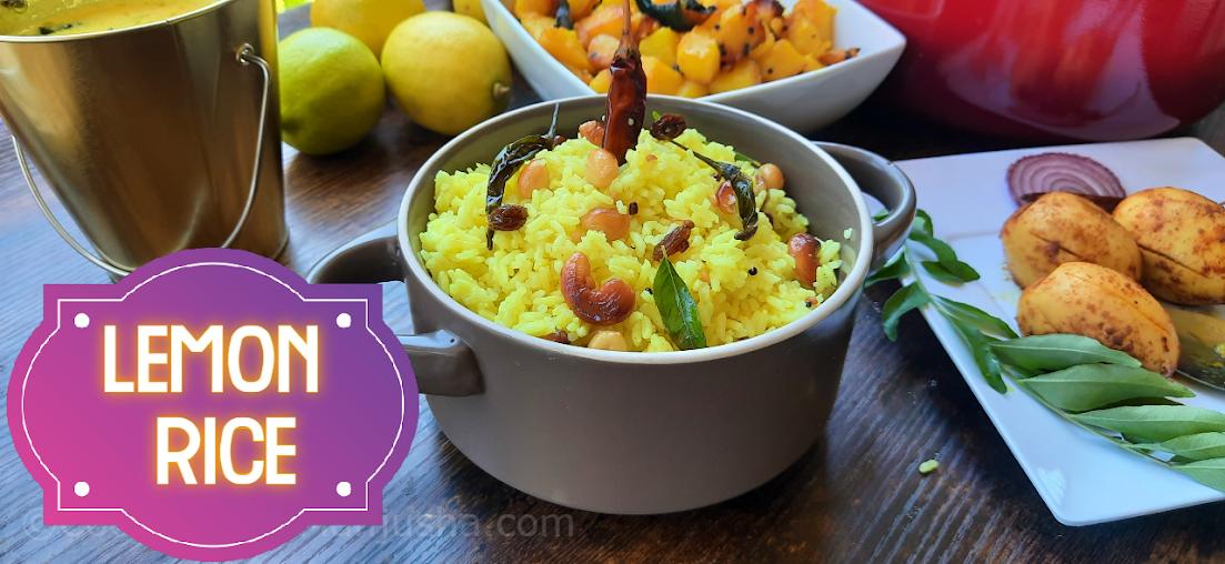 Lemon-Rice-Recipe