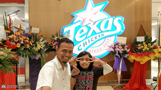 Texas Chicken, Tex Café, Suria KLCC,