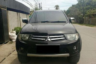 Eksterior Mitsubishi Strada Triton Facelift 2014