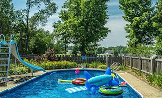 Pool Properties in St Louis