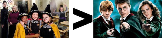 """""""Fatalna czarownica"""" jest lepsza niż """"Harry Potter"""""""