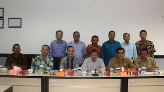 DPRD Bangka Tengah Study Banding Pembangunan Infrastruktur ke Padang Pariaman