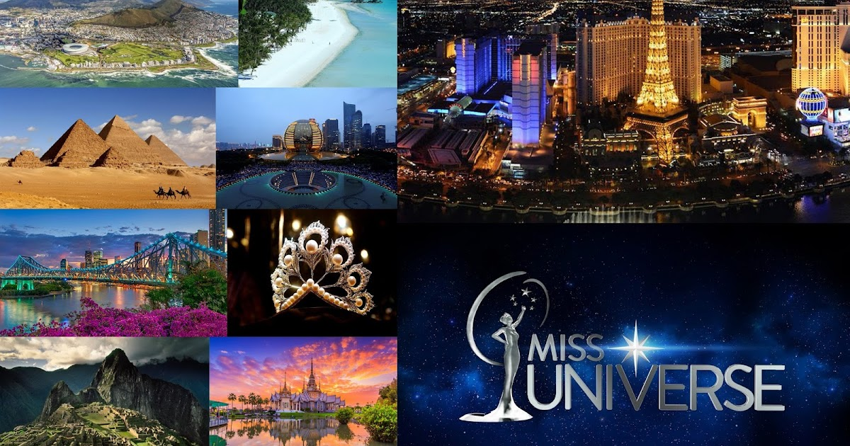 Which of these 8 countries do you want to Host Miss Universe?