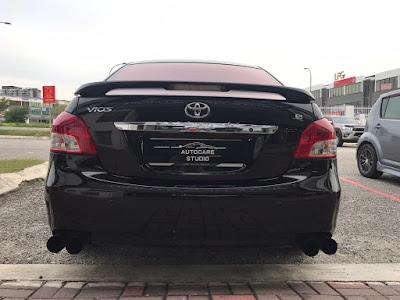 Toyota Vios Turbo - Autocare Studio 05