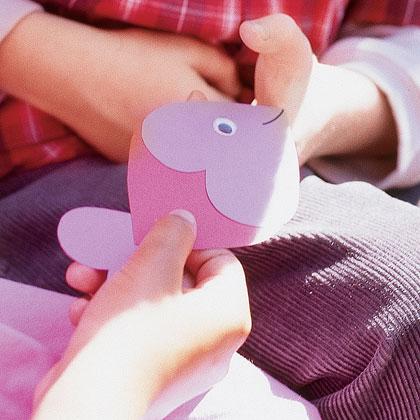 Valentine Card: Guppy Love