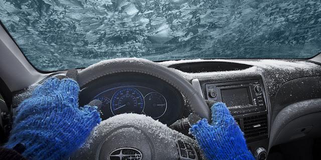 Comment démarrer une voiture par temps froid