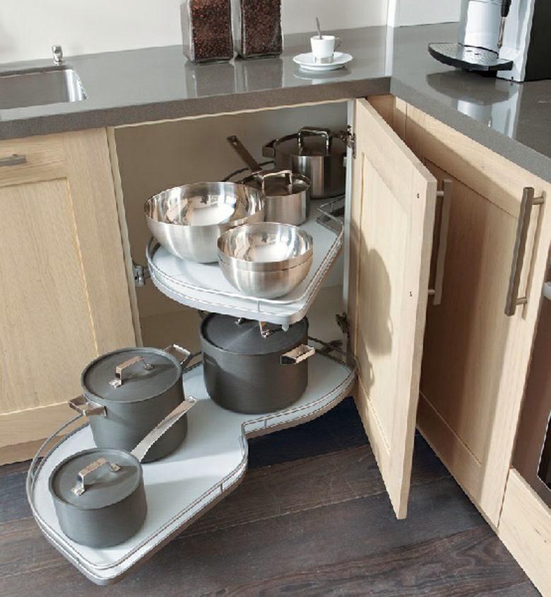 narożnik kuchnia, funkcjonalna kuchnia