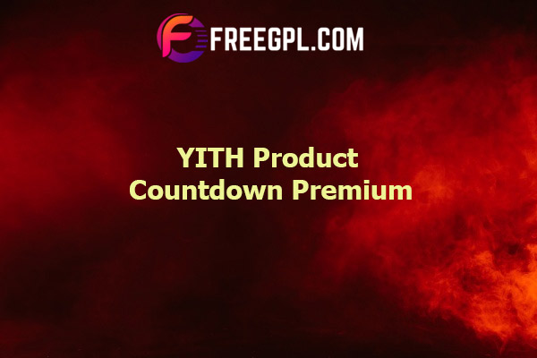 YITH WooCommerce Product Countdown Premium Nulled Download Free