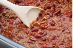 Crockpot chili recipe Easy