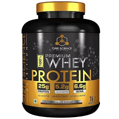 One Science 100% Premium Whey Protein, 5 lb