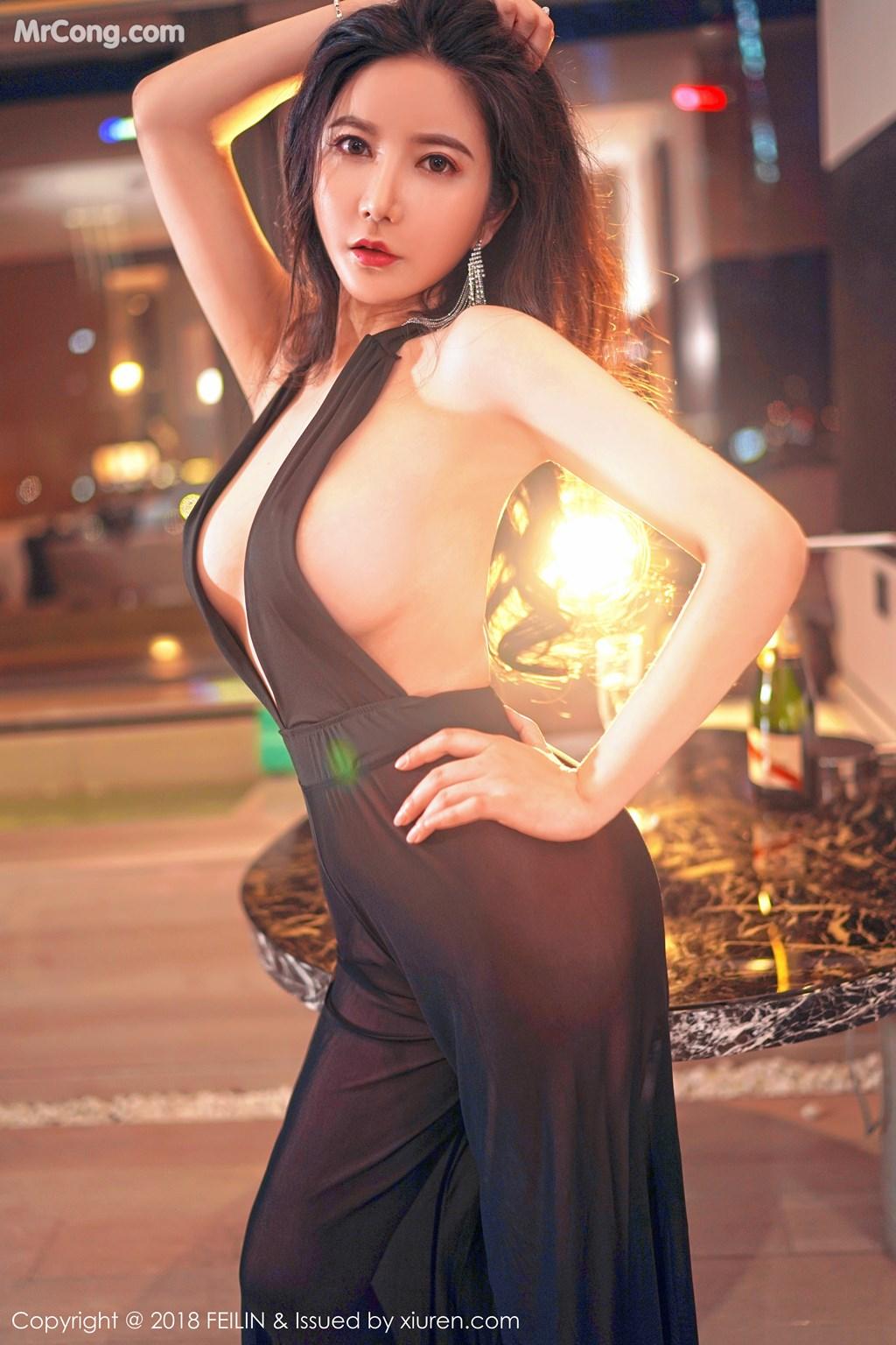Image FEILIN-Vol.130-Xin-Yan-Gong-Zhu-MrCong.com-009 in post FEILIN Vol.130: Người mẫu Xin Yan Gong Zhu (心妍公主) (39 ảnh)