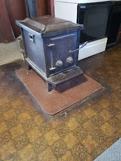 Nashua Wood Burning Stove
