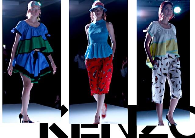 KENZO PLAZA INDONESIA FASHION WEEK 2012