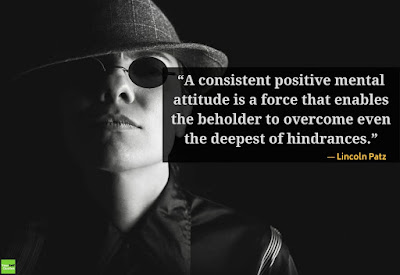 Positive Mental Attitude Definition