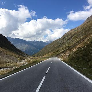 Passo Rombo Timmelsjoch mototurismo