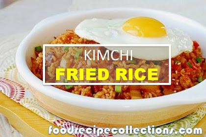 How to Make Kimchi Fried Rice (Kimchi Bokkeumbap)