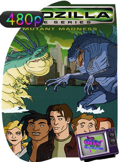 Godzilla: La Serie [1998]  Latino [Google Drive] Panchirulo