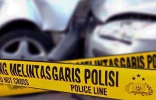 Honda Jazz Tabrak Truk di Tol Palembang-Kayuagung, Empat Orang Tewas Ditempat, Polisi: Mobil Melaju dengan Kecepatan Tinggi