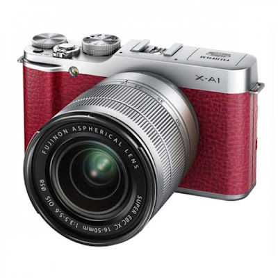 Fujifilm X-A1 Mirrorless Digital Camera Firmware Latest Driverをダウンロード
