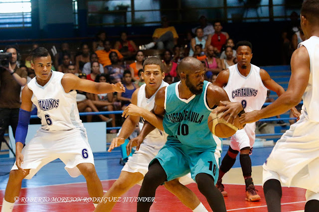 Cuba Final Liga Superior de Baloncesto 2016