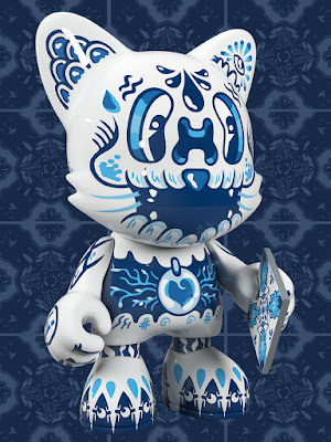 Fragil SuperJanky Vinyl Figure by Add Fuel x Superplastic