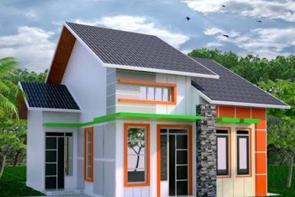 74 Gambar Rumah Sederhana Modern Yang Nampak Indah dan Elegan