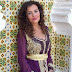 Caftan Mauve 2016 - Takchita Violet Collection