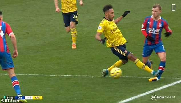 OMG! Arsenal Appeal For Striker Aubameyang RED CARD Rejected By FA!