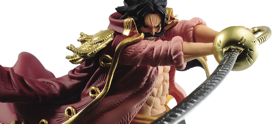 Gol D. Roger Manhood Banpresto