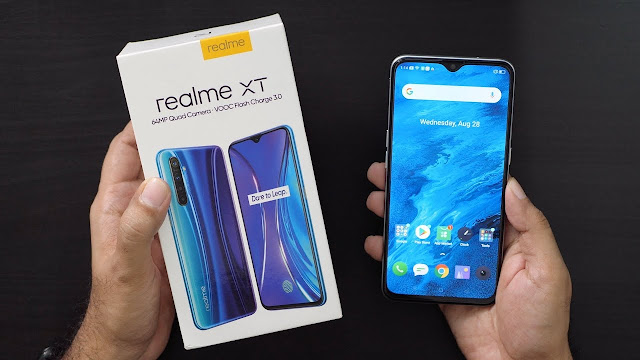 realme xt specifications