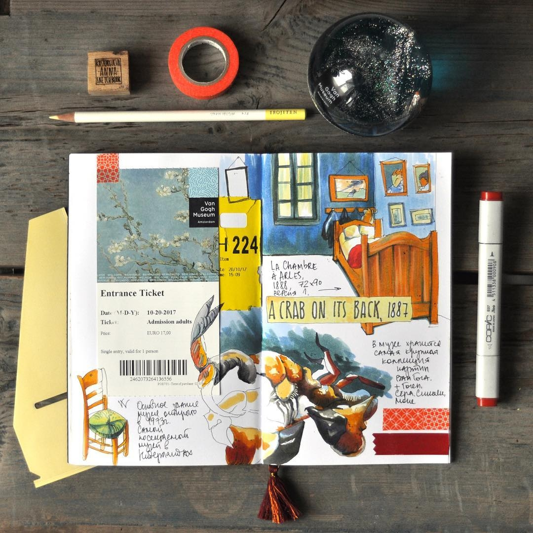 10-Van-Gogh-Museum-Anna-Rastorgueva-Architecture-Travel-Journal-Urban-Sketches-Illustrations-www-designstack-co