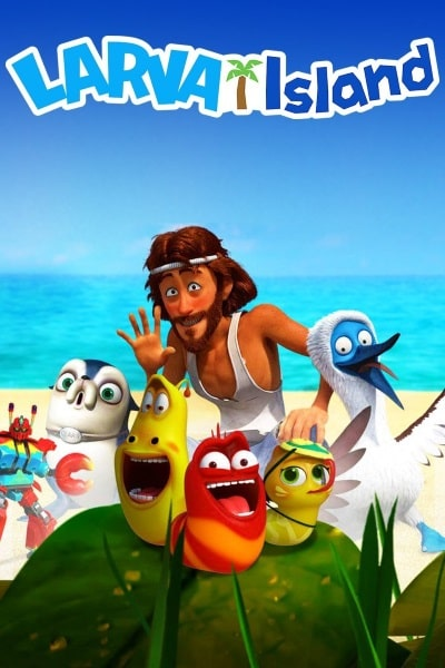 Larva Island : Le Film [HDRip] [Streaming] [Telecharger]