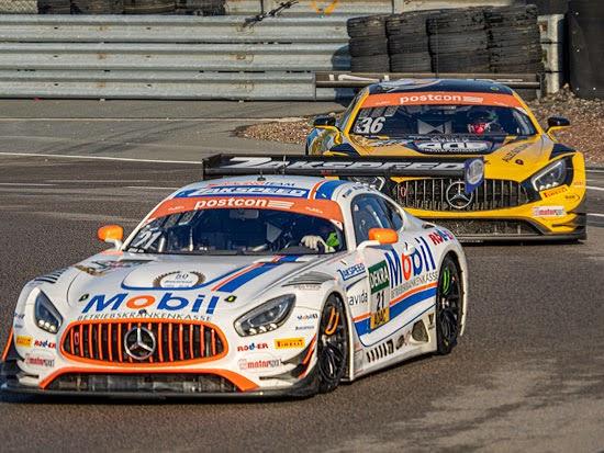 DTM Trophy: Attraktives Preisgeld und exklusiver Reifenpartner