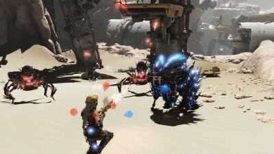 ReCore (Game) - E3 2016 Gameplay Trailer - Screenshot