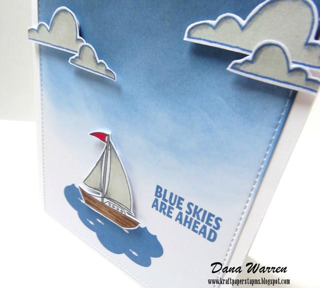 Dana Warren - Kraft Paper Stamps - Essentials by Ellen & Avery Elle