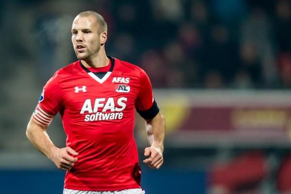 Oficial: AZ Alkmaar, se retira Vlaar